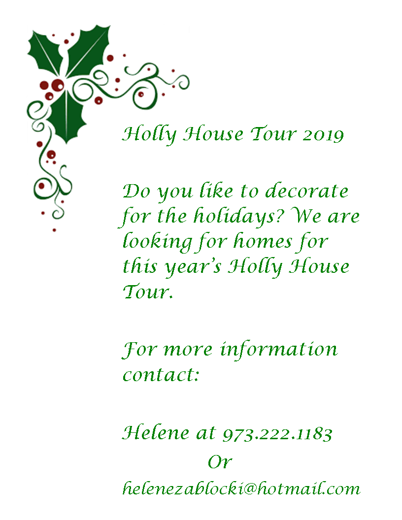 Holly House Tour 2019