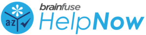 Click to access Brainfuse HelpNow